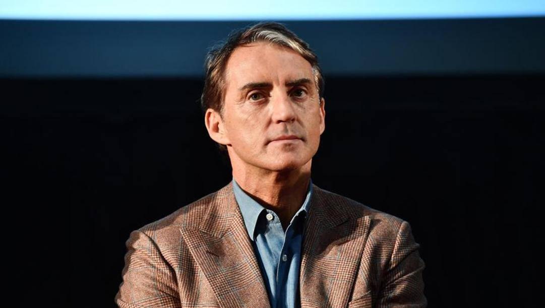 Roberto Mancini. Ansa